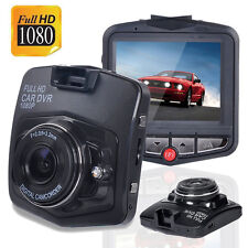 "2.4"" HD Car Vehicle Dash DASHBOARD CAMERA IR DVR Cam CCTV NIGHT VISION RECORDER"