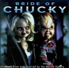 Child's Play 4: The Bride of Chucky (CD) Motorhead, Judas Priest, White Zombie