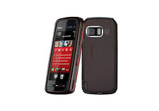 Nokia XpressMusic 5800 - RED (Unlocked) Smartphone WIFI GPS Free Shipping