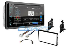 NEW 6.2 SOUNDSTREAM STEREO RADIO WITH CD/DVD PLAYER & BLUETOOTH WITH INSTALL KIT