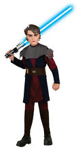 OFFICIAL STAR WARS ANAKIN SKYWALKER COSTUME CHILD SIZE LG 12-14