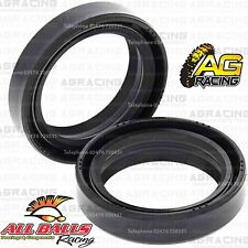 All Balls Fork Oil Seals Kit For Yamaha YZ 400 1976 76 Motocross Enduro New