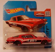 Hot Wheels 2015 *1971 Buick Riviera* Rot HW City NEU / OVP