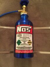 Artificial Nos Expansion Bottle Nitrous Oxide Streetfighter Custom CBR R1 Gsxr