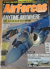 Air Forces Monthly 2015 August Culdrose,Mexico,Colombia,An-74,Rafale,USMC