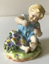 ROYAL WORCESTER MISCHIEF Figurine #2915  MODELLED BY Freda Doughty RARE!!!