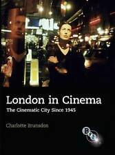 London in Cinema: The Cinematic City Since 1945-ExLibrary
