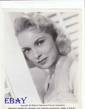 Janet Leigh sexy lips 1960 VINTAGE Photo