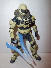 Halo Reach **Zombie Hazop Spartan** from INFECTION 3 Pack 100% Complete w/ Sword