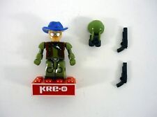 KRE-O GI JOE WILD BILL Mini Action Figure Kreo Kreon COMPLETE