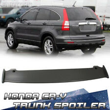 07-11 Painted For Honda CR-V CRV 3rd 5D Hatchback Mugen Style Trunk Boot Spoiler