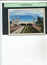 P086 # MALAYSIA PICTURE POST CARD * RAILWAY STATION, KL