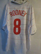 Manchester United 2003-2004 Rooney 8 Away Football Shirt Size xxl /34851
