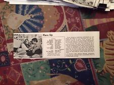 m12n ephemera 1970 film review flare up raquel welch james stacy