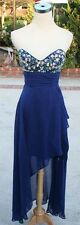 NWT MASQUERADE $120 NEW NAVY Dance Party Prom Dress 3