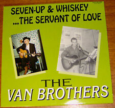 VAN BROTHERS - Seven-Up & Whiskey! - Rockabilly LP