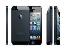 Brand New Apple iPhone 5 32GB Black Factory Unlocked (Imported) GOOD DEAL