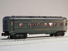 LIONEL PULLMAN OBSERVATION Car passenger coach 30111-GP MIS-PRINT PULL-MIS RARE