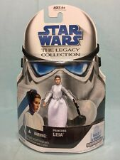Star Wars Legacy Collection Princess Leia BD #41 MOSC