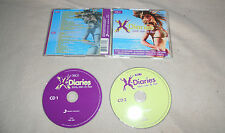 2 CD X-Diaries Vol.3 2011 40.Tracks Paul Kalkbrenner Shakira Bruno Mars...  134