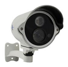 """LineMak Bullet camera, 1/3"""" HD Sensor, 800TVL, 8mm lens, IR-CUT. LS-CA356R"""