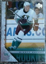 COREY PERRY 2005-06 Upper Deck Series 1 Young Guns Rookie #204