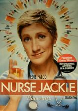 NURSE JACKIE The COMPLETE SEASON TWO 12 Episodes+ Special Features 3-Disc SEALED