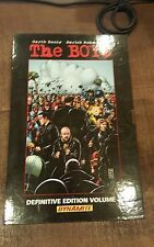 The Boys Definitive Edition Volume 3 OOP Garth Ennis DYNAMITE omnibus absolute