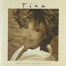 CD - Tina Turner - What's Love Got To Do With It - #A1140