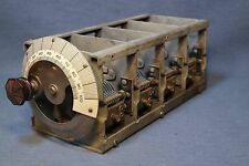 """Variable Capacitor .028"""" Gap 1600 pf (4 x 400) Great for Tuners or Linear Amps"""
