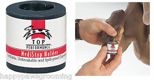 GROOMING Pet Dog Cat Bird Claw Nail Wound,Cut,Bleeding STYPTIC POWDER HOLDER