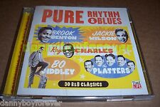 Time Life NM 2 CD Set Pure Rhythm & Blues Something's Got A Hold On Me 30 Songs