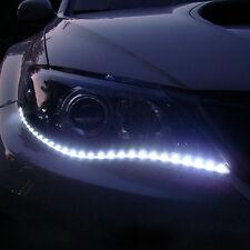 2stk 30cm Wasserdicht 15 1210 SMD flexibel LED Streifen Licht Lampe Weiss DC 12V