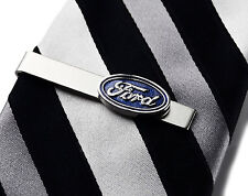 Ford Tie Clip - Tie Bar - Tie Clasp - Business Gift - Handmade - Gift Box