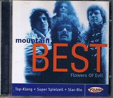 Mountain Flowers Of Evil  (Best of) Zounds CD