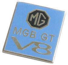 MGB GT MGBGT V8 lapel pin