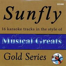 Sunfly Karaoke Gold 46 - Musical Greats (CD+G) Direct From Sunfly