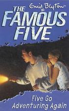Five Go Adventuring Again (Famous Five), Enid Blyton