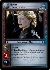 LoTR TCG Ages End Eowyn, Lady Of The Mark FOIL 19P26