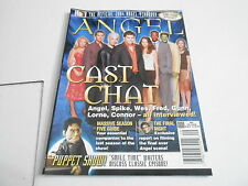 2004 yearbook ANGEL vintage tv show magazine (COVER A)