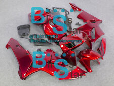 Red Glossy INJECTION Fairing Kit Set HONDA CBR600RR 2005-2006 90 A7