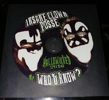 NEW ICP HALLOWICKED 2016 CD DETROIT EXCLUSIVE PSYCHOPATHIC INSANE CLOWN POSSE