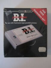 PRINTER INTERFACE B.I. CENTRONICS TYPE PARALLEL PRINTERS COMMODORE 64 NEW SEALED