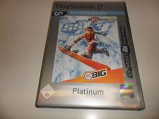 PlayStation 2   SSX 3  Platinum (4)