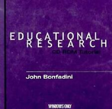 Educational Research CD-ROM Tutorial Prentice Hall CD-ROM