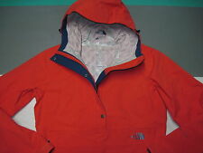 The North Face Hot Pink Lovers Leap Anorak 2.5L Hyvent Jacket Womens Small