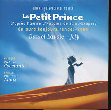 DANIEL LAVOIE CD SINGLE COCCIANTE LE PETIT PRINCE