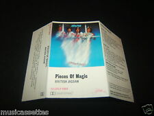 BRITISH JIGSAW PIECES OF MAGIC AUSTRALIAN Unused Inlay Card 1977