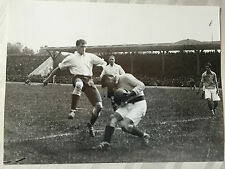 photo press football France-Angleterre 1921    428