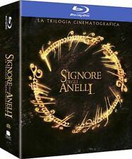 Il Signore degli anelli - La Trilogia Cinematografica (3 Blu-Ray Disc + 3 DVD)